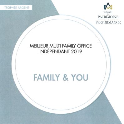 MEILLEUR MULTI FAMILY OFFICE INDEPENDANT 2019